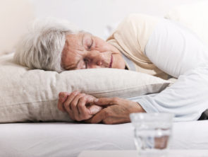 How People Living with Dementia can Improve their Sleep Patterns