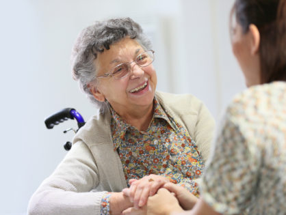 The benefits of volunteering in aged care