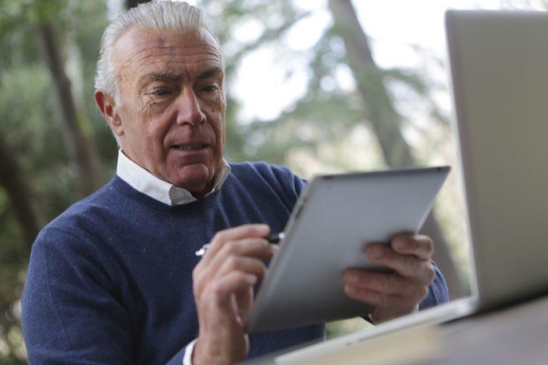 Keep seniors connected during Coronavirus